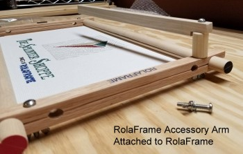 RolaFrame Accessory Arm