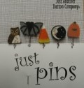 JABC Just Pins - Halloween