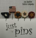JABC Just Pins - US Patriotic