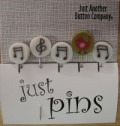 JABC Just Pins - Music