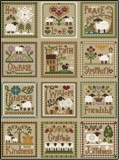 Image result for little sheep virtues