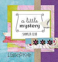 Lizzie*Kate 2015 Mystery Club