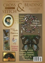 Jill Oxton's Cross Stitch & Beading