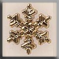 12040 Large Snowflake - Gold (SO)