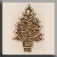 12106 Christmas Tree - Gold (SO)