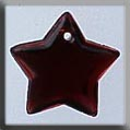 12175 Large Flat Star - Red (SO)