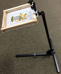 Floor Stand w/Stretcher