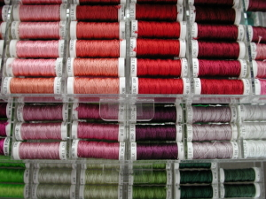 Rhubarb Silk Thread Assortment by Access Commodities Au Ver a Soie EDS2916